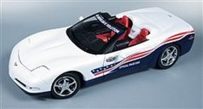 AutoWorldDiecast 2004 Chevrolet Corvette Indy Pacer Diecast Model Car 1/18 Scale #204