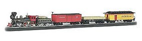 Bachmann The General Set HO Scale Model Train Set #00736