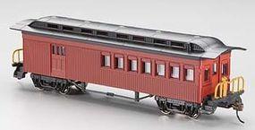 Ho Scale Model Train Passenger Cars