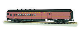 Bachmann 72 Heavyweight Combine Pennsylvania #5159 HO Scale Model Train Passenger Car #13607