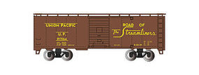 Bachmann 40 Steam Era Box Car Union Pacific HO Scale Model Train Freight Car #15002