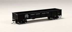 Bachmann 40 Gondola Northern Pacific HO Scale Model Train Freight Car #17229