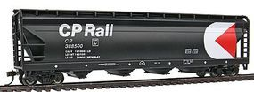 Bachmann 56 SCF Center Flow Hopper CP Rail HO Scale Model Train Freight Car #17529