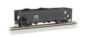 Bachmann 40 Quad Hopper Pennsylvania HO Scale Model Train Freight Car #17601