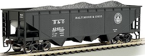 Bachmann HO 40 Quad Hopper Baltimore & Ohio #434811