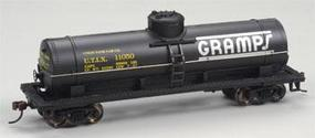 Bachmann 40 Single Dome Tank Gramps HO Scale Model Train Freight Car #17832