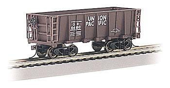 Bachmann Ore Car Union Pacific -- HO Scale Model Train Freight Car -- #18601