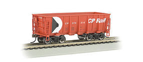 Bachmann Ore Car Canadian Pacific Rail #375514 HO Scale Model Train Freight Car #18602