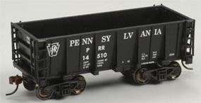 Bachmann Ore Car Pennsylvania HO Scale Model Train Freight Car #18614