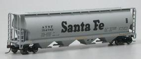 Bachmann Smooth-Side Canadian Grain Hopper SF #314783 HO Scale Model Train Freight Car #19102