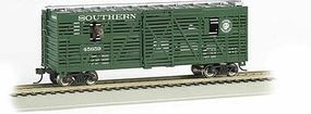 Bachmann Animated Stockcar Southern HO Scale Model Train Freight Car #19702
