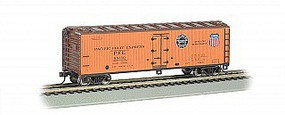 Bachmann 40 Wood Reefer Pacific Fruit Express HO Scale Model Train Freight Car #19852