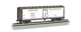 Bachmann 40 Wood Reefer Merchants Despatch MDT HO Scale Model Train Freight Car #19853