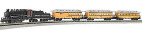 Bachmann Durango Silverton Set N Scale Model Train Set #24020
