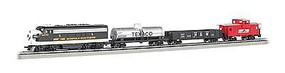 Bachmann The Stallion Set N Scale Model Train Set #24025