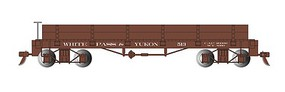 Bachmann Gondola White Pass & Yukon - On30-Scale