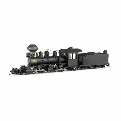 Bachmann Baldwin 2-4-4-2 Wood Cab, Painted, Unlettered -- On30 Scale Model Train Steam Locomotive -- #29003