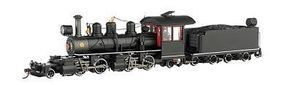 Bachmann 2-4-4-2 Articulated Painted, Unlettered On30 Scale Model Train Steam Locomotive #29004