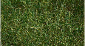 Bachmann 6mm Pull-Apart Static Grass Dark Green Model Railroad Scenery Ground Cover #31002