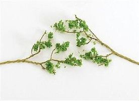 Bachmann Wire Foliage Branches Light Green (60) Model Railroad Scenery #32645