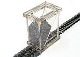 Bachmann Ballast Spreader N Scale Model Railroad Ballast #39002