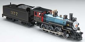 Bachmann Baldwin 4-6-0 - Scale 3-Rail Chesapeake & Ohio O Scale Model Train Steam Locomotive #40602