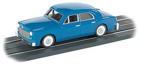 Bachmann Blue Sedan O Scale Model Railroad Vehicle #42729
