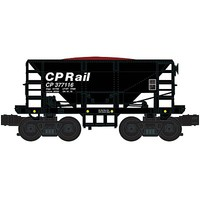 Bachmann 70-Ton Ore Car - 3-Rail Ready to Run - Williams Canadian Pacific - O-Scale