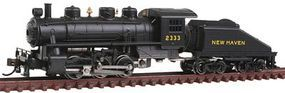 Bachmann USRA 0-6-0 Switcher/Tender New Haven #2333 N Scale Model Train Steam Locomotive #50563