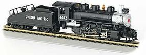 Bachmann USRA 0-6-0 w/Smoke Tender UP #4442 HO Scale Model Train Steam Locomotive #50603