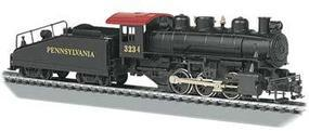 Bachmann USRA 0-6-0 Tender/Smoke Pennsylvania #3234 HO Scale Model Train Steam Locomotive #50615