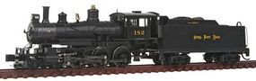 Bachmann 4-6-0 Baldwin Nickel Plate Road #182 N Scale Model Train Steam Locomotive #51459