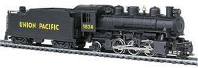 Bachmann Prairie 2-6-2 w/Tend Union Pacific #1836 HO Scale Model Train Steam Locomotive #51501