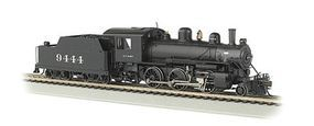 Bachmann Alco 2-6-0 Mogul Santa Fe #9444 HO Scale Model Train Steam Locomotive #51710