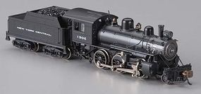 Bachmann Alco 2-6-0 Mogul w/DCC - New York Central #1906 N Scale Model Train Steam Locomotive #51752