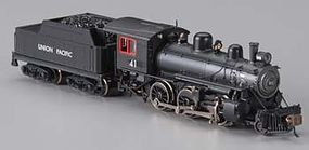 Bachmann Alco 2-6-0 Mogul w/DCC - Union Pacific #41 N Scale Model Train Steam Locomotive #51755