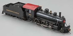Bachmann Alco 2-6-0 DCC Sound Pennsylvania #3233 HO Scale Model Train Steam Locomotive #51807
