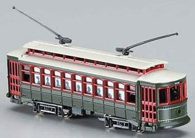 Bachmann Brill Trolley Desire N Scale Trolley and Hand Car #61086