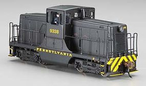 Bachmann 44T Switcher Pennsylvania #9338 HO Scale Model Train Diesel Locomotive #62212