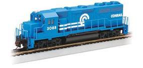 Bachmann GP40 Conrail N Scale Model Train Diesel Locomotive #63556