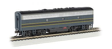 Bachmann F7 B DCC Baltimore & Ohio -- HO Scale Model Train Diesel Locomotive -- #63809