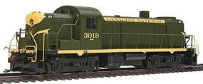 Bachmann RS-3 Canadian National #3019 HO Scale Model Train Diesel Locomotive #64207