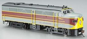 Bachmann Alco FA2 DCC Sound Erie & Lackawanna HO Scale Model Train Diesel Locomotive #64703