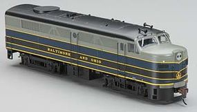 Bachmann Alco FA2 DCC Sound Baltimore & Ohio HO Scale Model Train Diesel Locomotive #64705