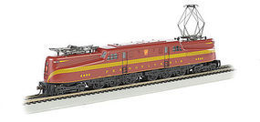 Bachmann GG1 Electric Pennsylvania RR #4890 HO Scale Model Train Electric Locomotive #65206