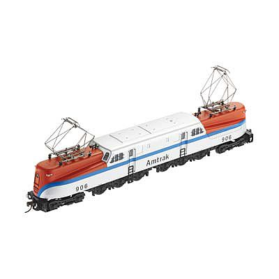 emd aem 7 amtrak model train locomotives