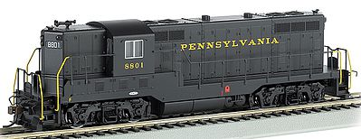 Bachmann GP7 DCC with Sound Pennsylvania RR #8501 -- HO Scale Model Train Diesel Locomotive -- #65608