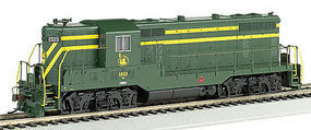 Bachmann GP7 DCC with Sound Central of New Jersey #1523 HO Scale Model Train Diesel Locomotive #65609