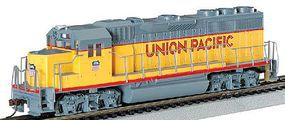 Bachmann GP40 DCC Union Pacific HO Scale Model Train Diesel Locomotive #66301