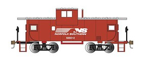 Bachmann 36 Wd Vis Caboose NS - N-Scale